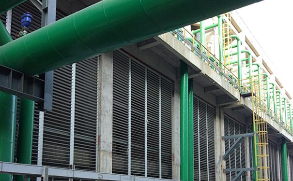 冷却塔是什么?冷却塔百叶窗的安装方法?